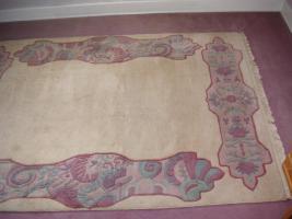 Foto 2 Nepalteppich handgeknüpft  1,7m breit – 2,58m lang