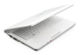 Foto 2 Netbook ONE Mini A570 weiß