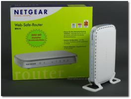 Netgaer Web-Safe-Router