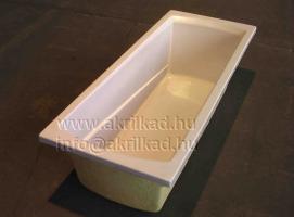 Foto 2 Neu Acryl Badewanne 170 x 70 eckig einbau wanne nur 29 EUR