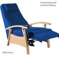 Foto 2 Neu: Elektrisch verstellbarer Ruhe- und Schlafsessel  ZERO basic –sofort lieferbar