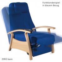 Foto 3 Neu: Elektrisch verstellbarer Ruhe- und Schlafsessel  ZERO basic –sofort lieferbar