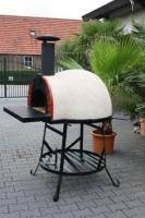 Foto 11 Neu!! Pizzaofen / Steinofen / Holzbackofen Amalfi Red Brick AD70
