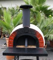 Foto 13 Neu!! Pizzaofen / Steinofen / Holzbackofen Amalfi Red Brick AD70