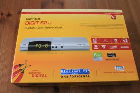 Foto 3 ~Neu!~ TechniSat DIGIT S2e Digitaler Satellitenreceiver