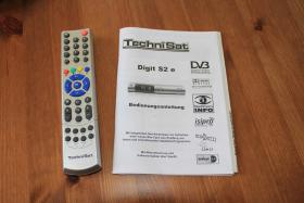 Foto 5 ~Neu!~ TechniSat DIGIT S2e Digitaler Satellitenreceiver