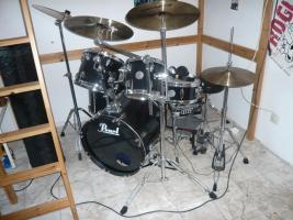 Neu wertiges Schlagzeug