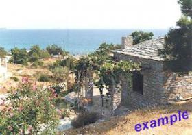 Foto 2 Neubau Angebot Einfamilienhaus auf Thassos/Griechenland