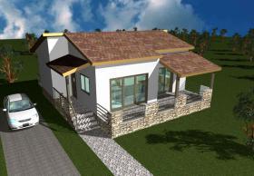 Neubau Angebot auf dem Peloponnes/Griechenland