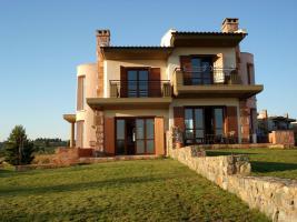 Neubau Doppelhaushaelften auf Halkidiki / Griechenland