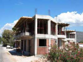 Neubau Eigentumswohnungen nahe Nafplio/Griechenland