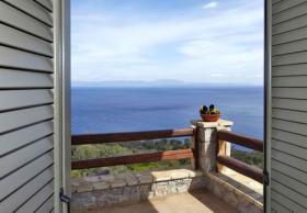 Neubau Einfamilienhaus in Arkadien/Griechenland