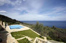 Foto 2 Neubau Einfamilienhaus in Arkadien/Griechenland