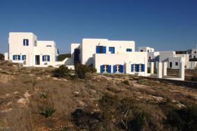 Foto 3 Neubau Einfamilienhaus auf der Insel Paros/Kykladen/Griechenland