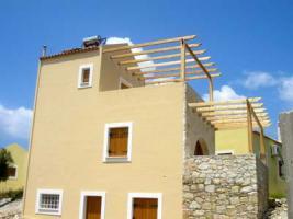 Neubau Einfamilienhaus auf Kreta/Griechenland