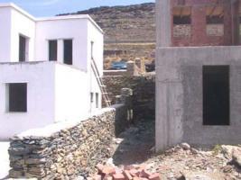 Neubau Einfamilienhaus auf Tinos/Griechenland