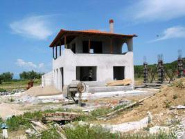 Neubau Einfamilienhaus nahe Halkidiki/Griechenland