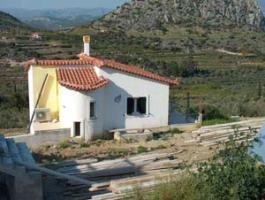 Neubau Einfamilienhaus nahe Nafplion/Griechenland