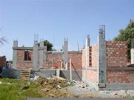 Neubau Einfamilienhaus nahe Petalidi/Griechenland