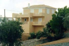 Neubau Einfamilienhaus nahe Porto-Heli/Griechenland