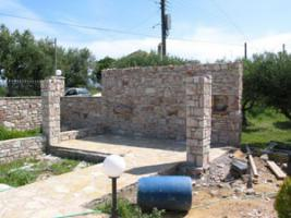Foto 2 Neubau Fertigbauhaus Einfamilienhaus nahe Koroni/Peloponnes7Griechenland