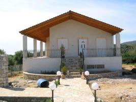 Foto 3 Neubau Fertigbauhaus Einfamilienhaus nahe Koroni/Peloponnes7Griechenland