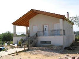 Neubau Fertigbauhaus nahe Koroni/Griechenland