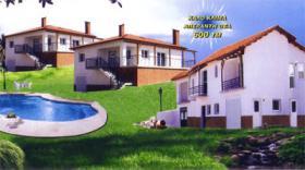 Neubau auf der Halbinsel Halkidiki/Makedonien/Griechenland