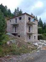 Neubau Natursteinhaus in Arkadien/Griechenland