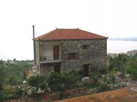 Neubau Natursteinhaus nahe Kalamata/Griechenland