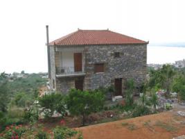 Neubau Natursteinhaus nahe Kalamata /Griechenland