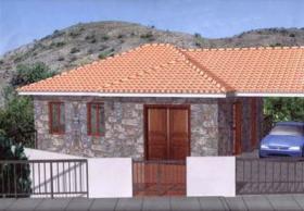 Neubau Natursteinhaus nahe Limassol / Griechenland