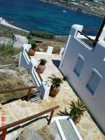 Neubau Reihenhaus auf Mykonos / Griechenland