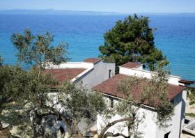 Neubau Reihenvilla auf Kassandra / Griechenland