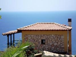 Neubau Reihenvilla auf der schönen Kassandra/Griechenland