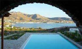 Foto 3 Neubauhaeuser aus Naturstein auf Paros/Griechenland