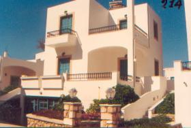 Neubauvilla auf Kalymnos/Griechenland