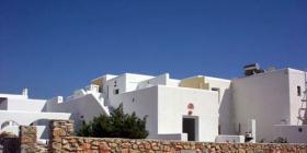 Neubauwohnungen auf Paros/Griechenland