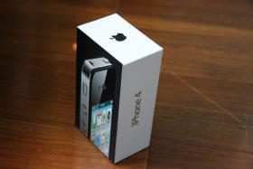 Neue Apple iPhone 4G 32GB entsperrt