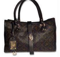 Neue Businesstasche Giulia Pieralli schwarz Citytasche Handtasche