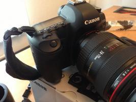 Neue Canon EOS 60 D inkl. Objektiv & Zubeh�r