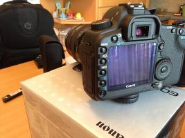 Foto 2 Neue Canon EOS 60 D inkl. Objektiv & Zubeh�r