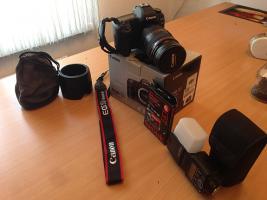 Foto 3 Neue Canon EOS 60 D inkl. Objektiv & Zubeh�r