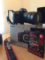 Foto 4 Neue Canon EOS 60 D inkl. Objektiv & Zubeh�r