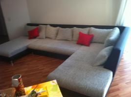 Neue Couchgartnitur/ Sofa / Wohnlandschaft