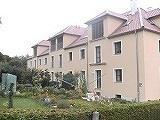 Neue Dachgeschoßetagenwhg.  mit 2 Balkonen, Galerie und Blick zur Befreiungshalle
