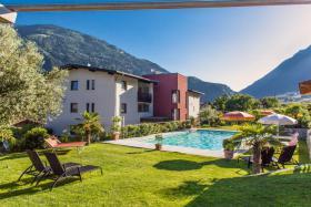 Neue Design Appartements in Südtirol im Aparthotel Alagundis bei Meran