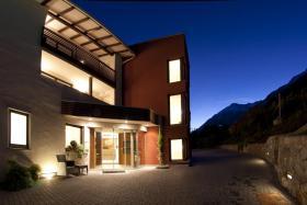 Foto 9 Neue Design Appartements in Südtirol im Aparthotel Alagundis bei Meran