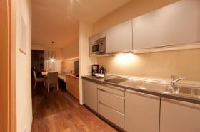 Foto 11 Neue Design Appartements in Südtirol im Aparthotel Alagundis bei Meran