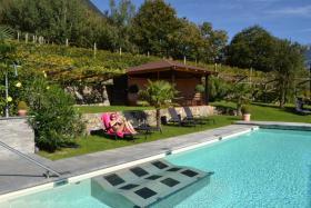Foto 15 Neue Design Appartements in Südtirol im Aparthotel Alagundis bei Meran